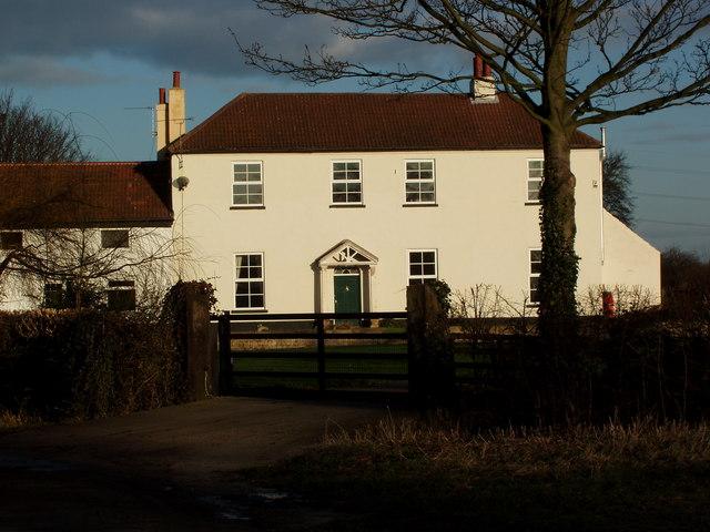 Almholme House, Almholme, near Doncaster, South Yorkshire