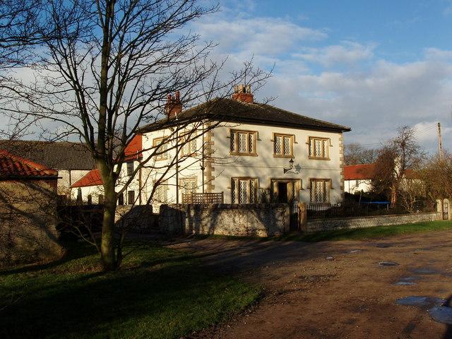 Farmhouse at Low Farm, Common Lane, Almholme, near Doncaster, South Yorkshire