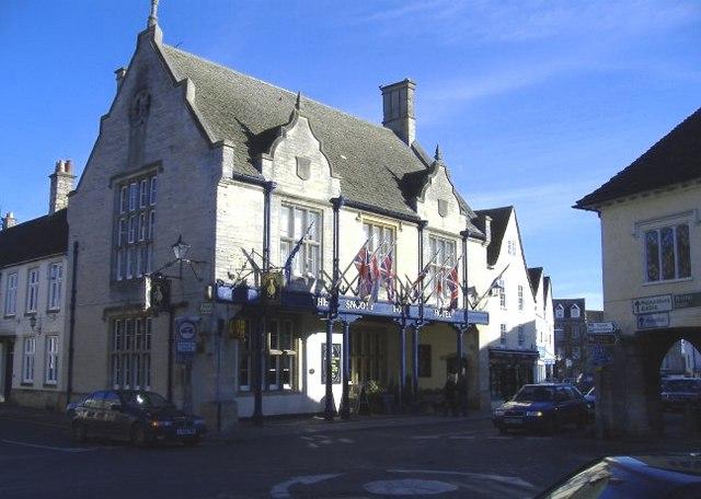 The Snooty Fox, Tetbury