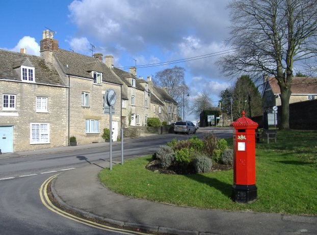 West end of Tetbury