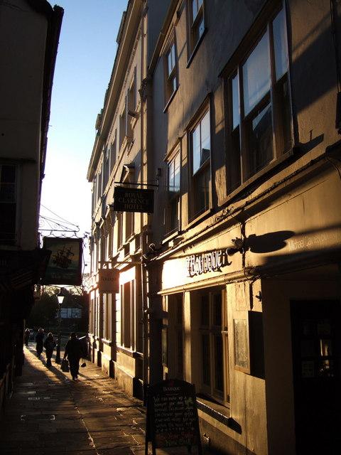 Martins Lane, Exeter