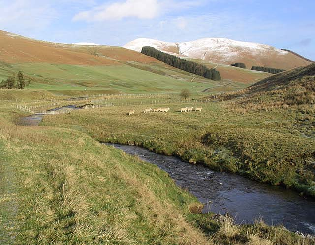 Twislehope Burn