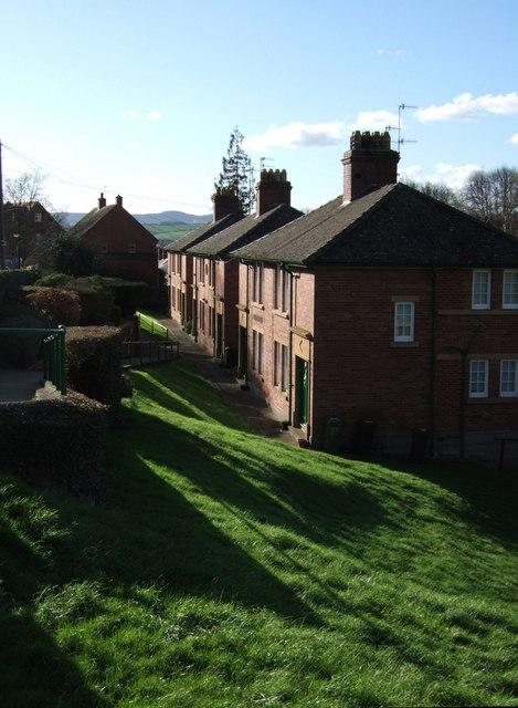 Hurst's almshouses, Exeter