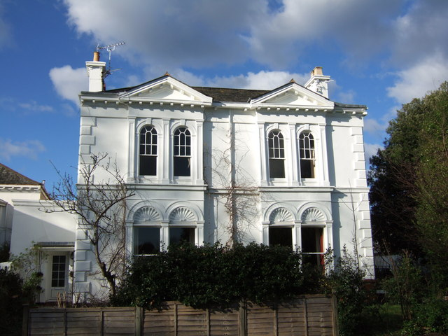 House on Lyndhurst Road, Exeter