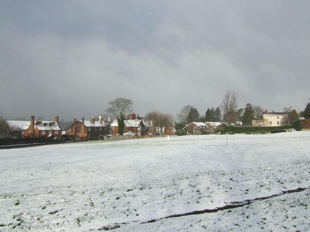 Frant village green, 1