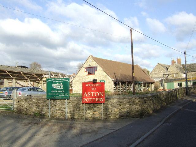 Aston Pottery
