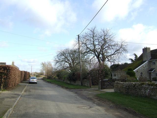 Bull Lane, Aston