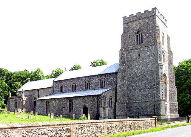 St Mary, North Creake, Norfolk