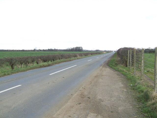 B4449 east of Aston