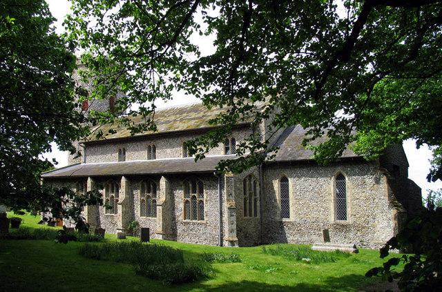 St Margaret, Burnham Norton, Norfolk