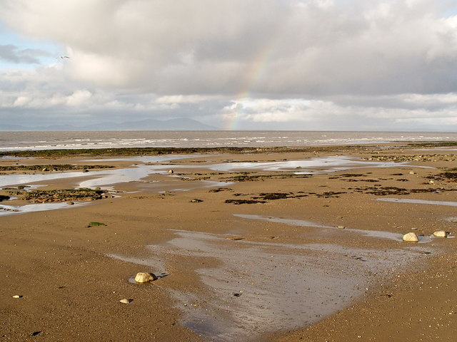 Maryport Beach