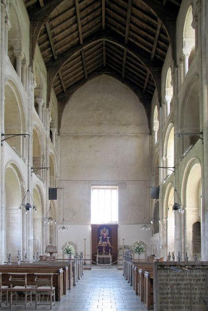 St Mary & Holy Cross, Binham Priory, Norfolk - East end