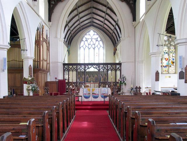 St Peter & St Paul, Fakenham, Norfolk