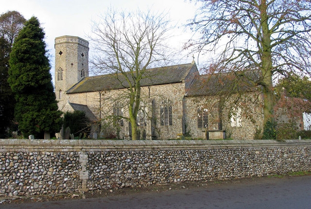 All Saints, Kettlestone, Norfolk