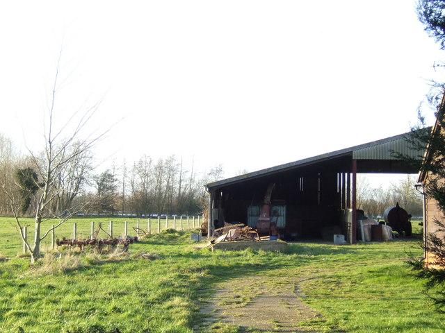 Barn at Watkins Farm