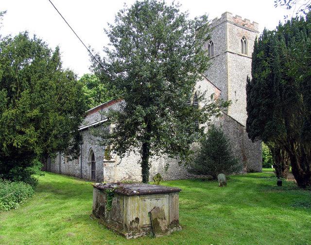 All Saints, Stanhoe, Norfolk