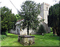 TF8036 : All Saints, Stanhoe, Norfolk by John Salmon