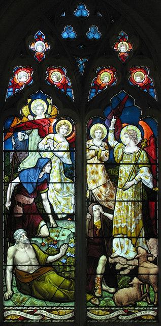 All Saints, Stanhoe, Norfolk - Window