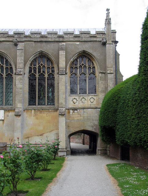 St Peter, Walpole St Peter, Norfolk - Chancel