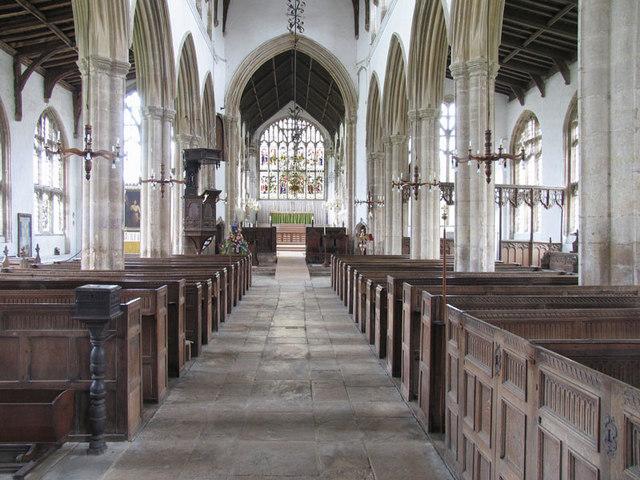 St Peter, Walpole St Peter, Norfolk - East end