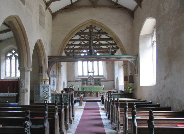 All Saints, Stibbard, Norfolk - East end