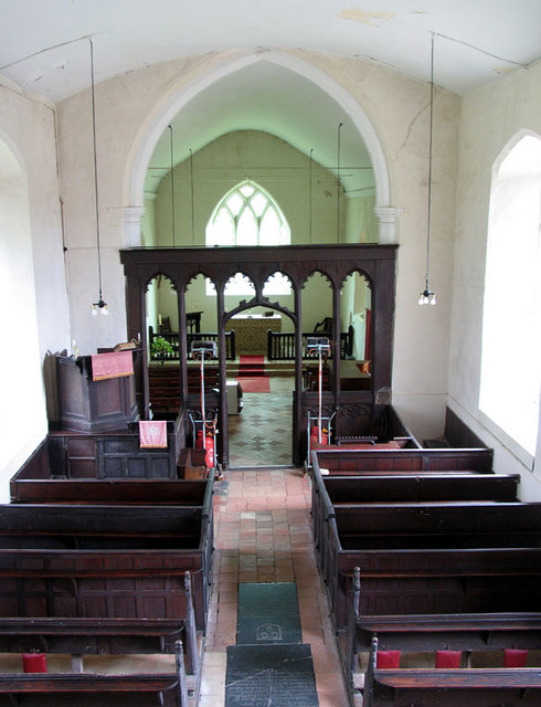 St Thomas, Foxley, Norfolk - East end
