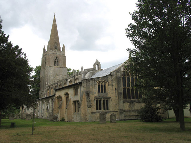 All Saints, Walsoken, Norfolk
