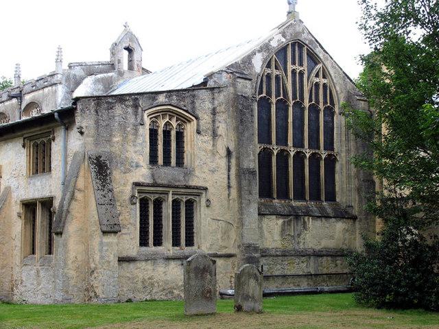 All Saints, Walsoken, Norfolk