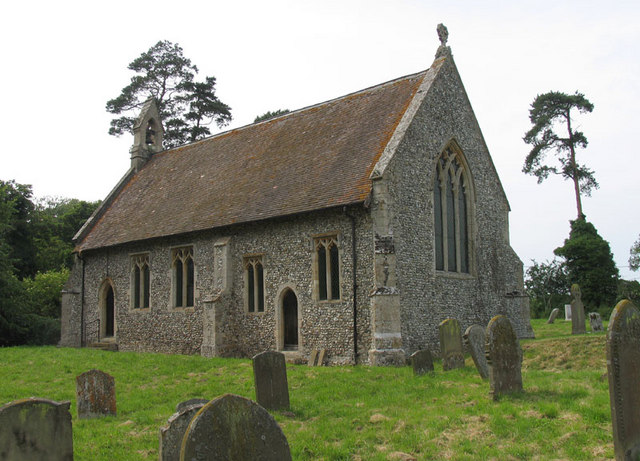 St Mary, Bodney, Norfolk