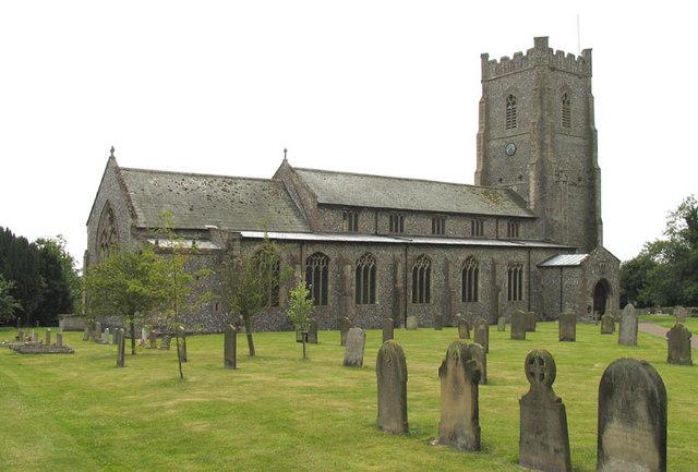 St James, Castle Acre, Norfolk