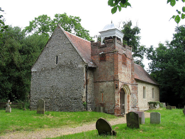 St Nicholas, Twyford, Norfolk