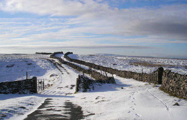 Cold Keld Gate