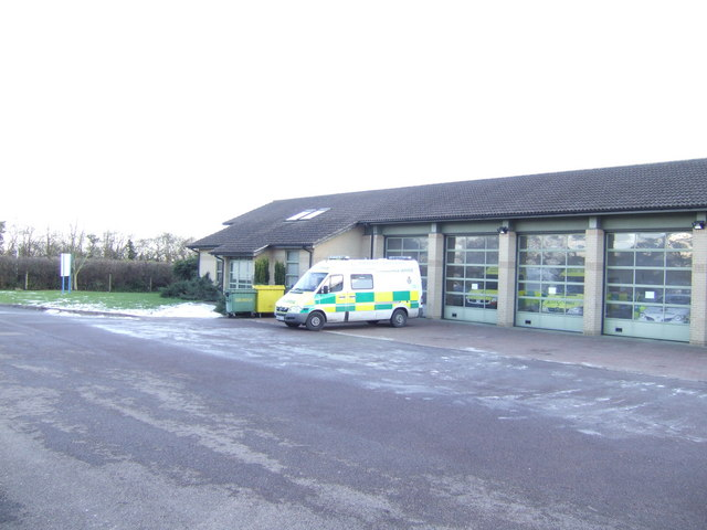 Kidlington Ambulance Station