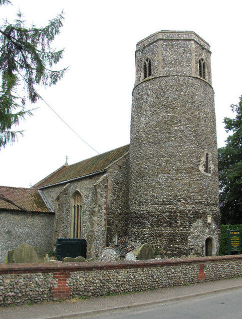 St Andrew, Great Ryburgh, Norfolk