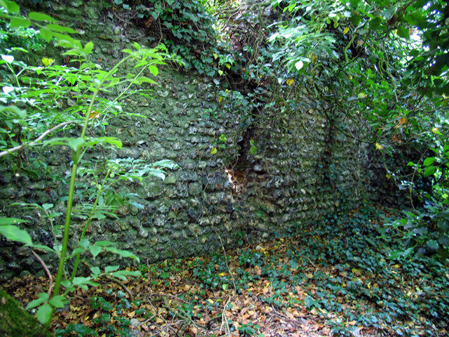 All Saints, Little Ryburgh, Norfolk - Ruin