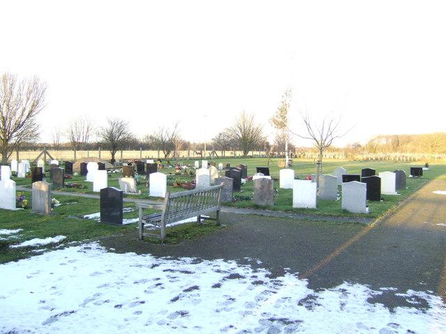 Hanborough Cemetery