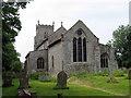 TF8411 : St Mary, Sporle, Norfolk by John Salmon