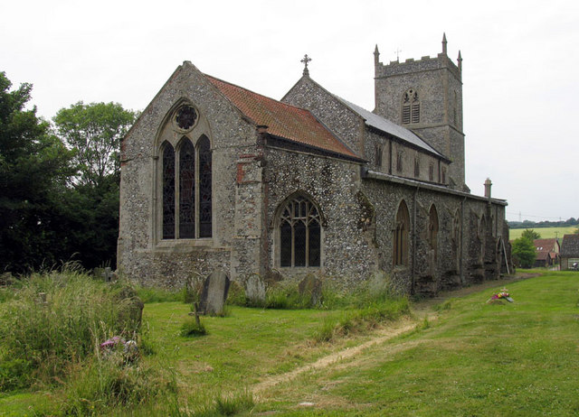 St Mary, Sporle, Norfolk