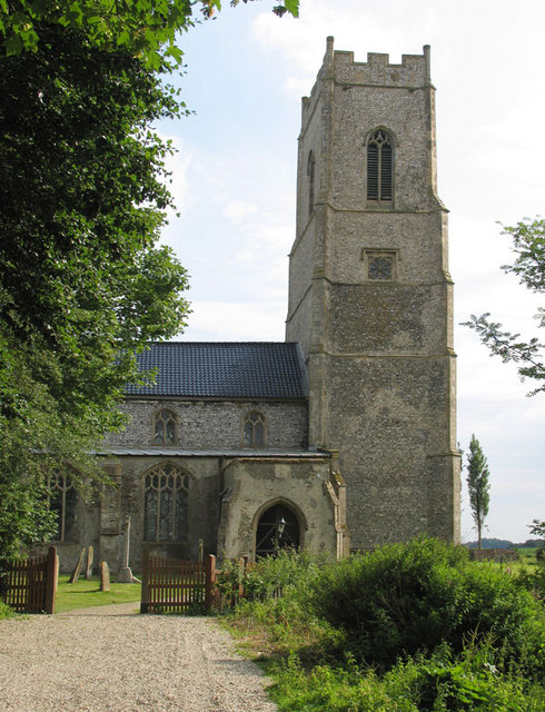 St Andrew, Wood Dalling, Norfolk