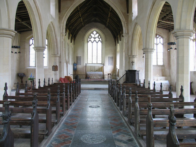 St Andrew, Wood Dalling, Norfolk - East end