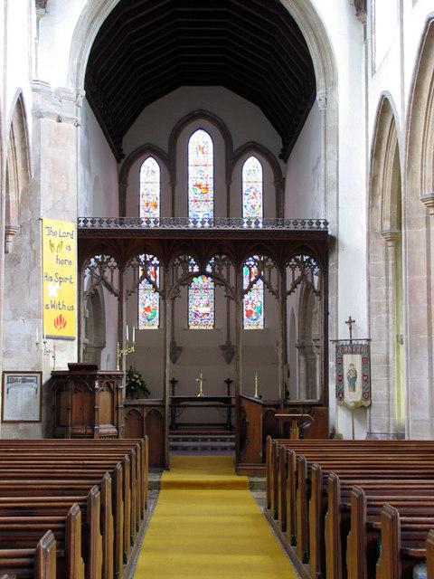 St Edmund, Emneth, Norfolk - East end