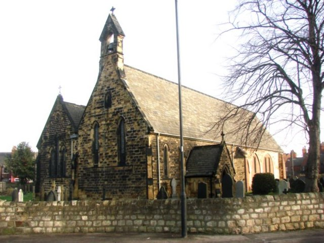 St John The Evangelist's Church, Balby