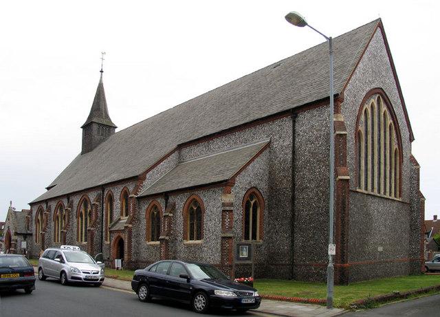 St Peter, Sheringham, Norfolk