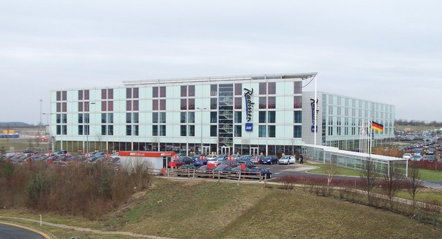 Radisson Hotel at Stansted Airport