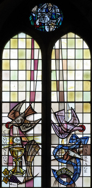 St Peter, Sheringham, Norfolk - Window