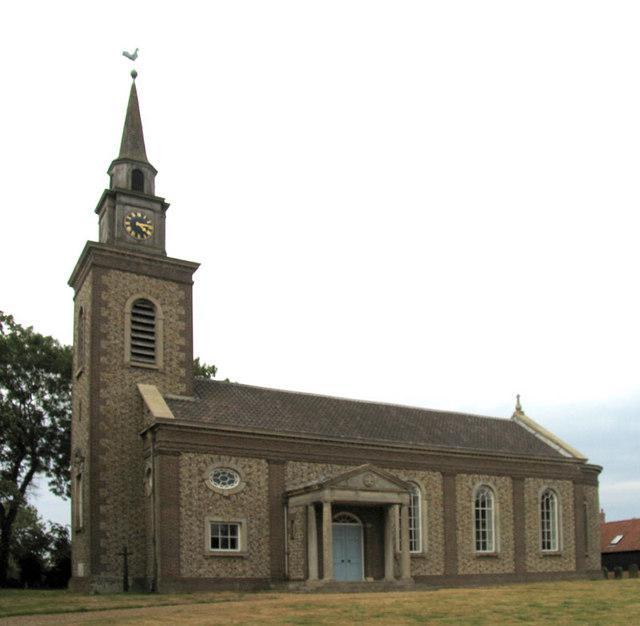 All Saints, Bawdeswell, Norfolk