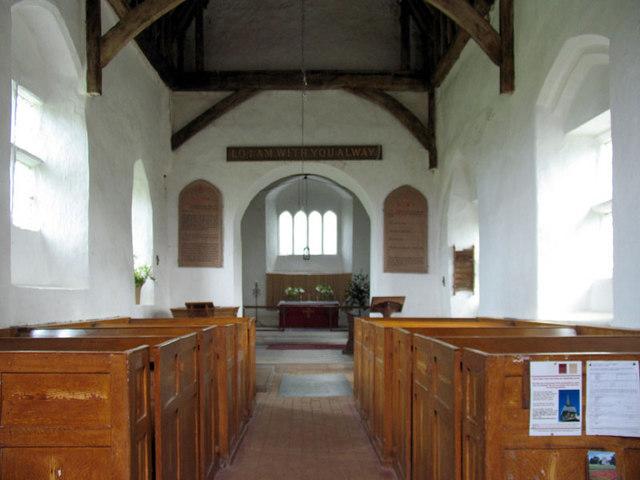 All Saints, Waterden, Norfolk
