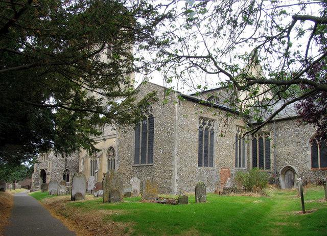 St Agnes, Cawston, Norfolk