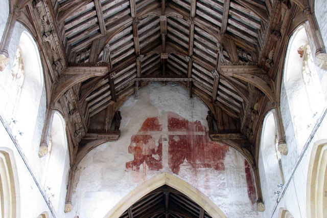 St Agnes, Cawston, Norfolk - Doom