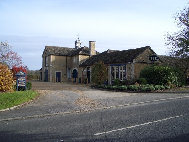 The Old Dairy at Elton